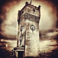 Photo taken at Torre Leon Pancaldo (Torretta) by Davide 🇮🇹 Italy 🇮🇹 on 10/14/2012