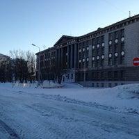 Photo taken at Ухтинский государственный технический университет by Jon V. on 4/17/2013