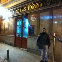 Photo taken at La Casa de Las Torrijas - As de los Vinos by Rld_ G. on 3/21/2013