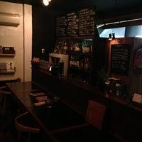 Photo taken at Cafe & Bar hateruma by Hiroyuki S. on 5/2/2013