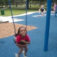 Photo taken at Al Lopez Park Playground by TL on 7/5/2014