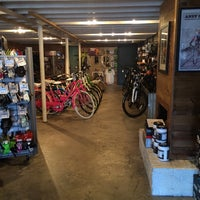 Photo taken at Bicycles Outback by Marissa D. on 5/30/2014