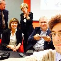 Photo taken at Aula Alesini by Francesco K. on 10/4/2014