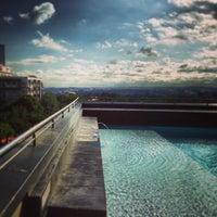 Снимок сделан в Radisson Blu Gautrain Hotel пользователем Jon Jon S. 2/1/2013