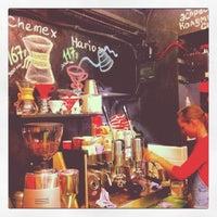 Снимок сделан в Кофе на кухне пользователем Victoria D. 11/7/2012