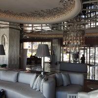 4/2/2013 tarihinde Yildiz D.ziyaretçi tarafından Wyndham Grand Istanbul Kalamış Marina Hotel'de çekilen fotoğraf