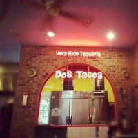 Photo taken at Dos Tacos by Jiyong P. on 12/16/2012