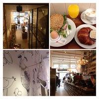Photo taken at Stock Café by Linda K. on 4/10/2013
