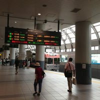 Photo taken at Inokashira Line Shibuya Station (IN01) by Mikan M. on 9/14/2013