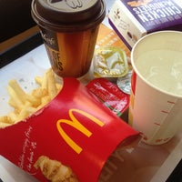 Photo taken at McDonald's by Mikan M. on 5/12/2013