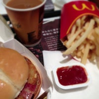 Photo taken at McDonald's by Mikan M. on 2/24/2013