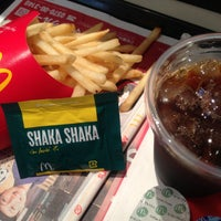 Photo taken at McDonald's by Mikan M. on 4/14/2013