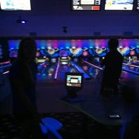 Photo taken at Andover Lanes and Lounge by Carrie D. on 8/24/2013