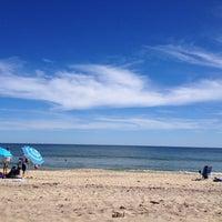 Снимок сделан в Ditch Plains Beach пользователем Hannah K. 8/5/2013