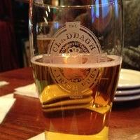 Photo taken at Claddagh Irish Pub by Amber O. on 4/4/2013
