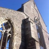 Photo taken at Begijnhofkerk by Bruno on 3/10/2014