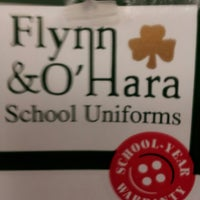 Photo taken at FlynnO'Hara Uniforms by C.K. A. on 8/17/2013