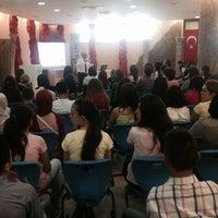 Photo taken at Özel Deva Eğitim Kurumları - Anadolu Sağlık Meslek Lisesi by Sait G. on 9/15/2014