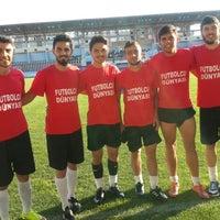 Photo taken at Maltepe Spor Kulübü Tesisleri by Tayfur K. on 8/1/2015