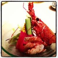 Das Foto wurde bei 明水三井 Mitsui Cuisine von Huang T. am 3/22/2013 aufgenommen