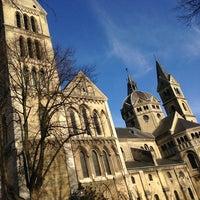 Снимок сделан в Munsterkerk пользователем J G. 1/12/2013