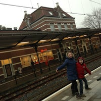 Photo taken at Station Tiel by J G. on 3/9/2013