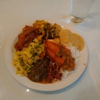 Photo taken at Gokul Indian Restaurant by Renée H. on 4/26/2016