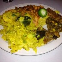 Photo taken at Gokul Indian Restaurant by Renée H. on 2/23/2016