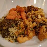 Photo taken at Gokul Indian Restaurant by Renée H. on 2/28/2017