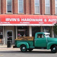 Photo taken at irvin's hardware & auto by Skeeters B. on 10/2/2013