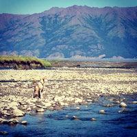 Photo taken at Hope, Alaska by Lynn W. on 7/24/2013