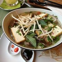 Снимок сделан в Bao Vietnamese Cooking пользователем Uta V. 4/10/2013