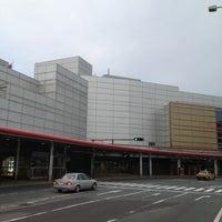 Photo taken at Fukuoka Airport (FUK) by Takahiro K. on 5/31/2013