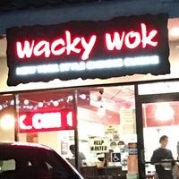 Photo taken at Wacky Wok by Esfandiar B. on 9/30/2016