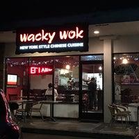 Photo taken at Wacky Wok by Esfandiar B. on 1/24/2017