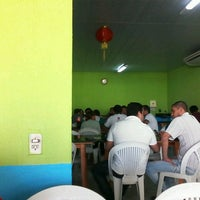 Photo taken at Restaurante Chines by Tiago P. on 6/27/2013