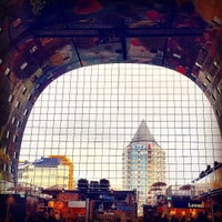 Photo taken at Markthal by Greyce L. on 1/11/2017