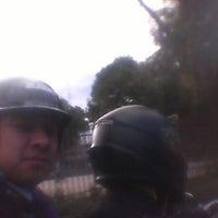 Photo taken at Estacionamiento by José Angel C. on 9/13/2013