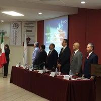 Photo taken at Colegio de Contadores Públicos de Sonora AC by Rosy M. on 8/20/2014
