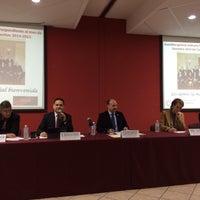 Photo taken at Colegio de Contadores Públicos de Sonora AC by Rosy M. on 12/10/2014