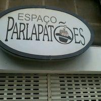 Foto tirada no(a) Espaço Parlapatões por Zeca R. em 4/9/2013