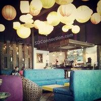 Photo taken at Pasha Lounge by San Diego C. on 4/27/2013