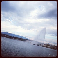 Photo taken at Baur au Lac by shatha1984 on 6/15/2013