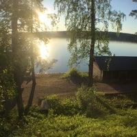 Photo taken at Kiljavanranta by Esteban S. on 6/14/2017
