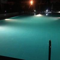 Photo taken at Oba Prestij Pool by Seda G. on 7/28/2017