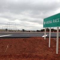 Photo taken at Arena Race Multieventos by Gustavo M. on 8/17/2013