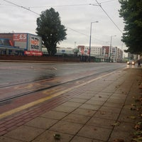Photo taken at Eccels New Road by Nouf on 10/13/2013