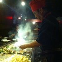 Photo taken at Kobe Japanese Steakhouse & Italian Cuisine (Sake House) by Beverly M. on 8/4/2013
