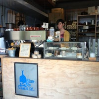 Photo taken at Blue Bottle Coffee by sonia m. on 6/5/2013