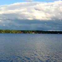Photo taken at fern lake by Ed M. on 6/23/2013